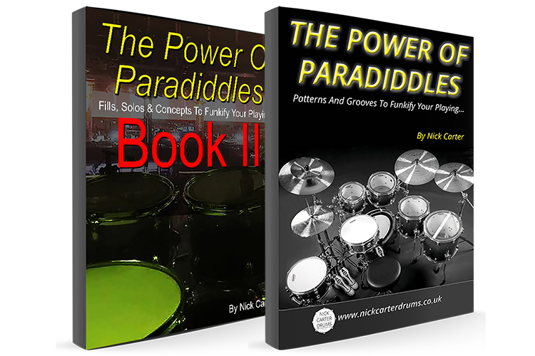 Paradiddle Books Collage
